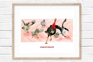 A Run of Poultry